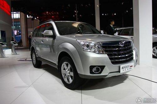 [新车解析]长城哈弗H5 城市化的紧凑型SUV