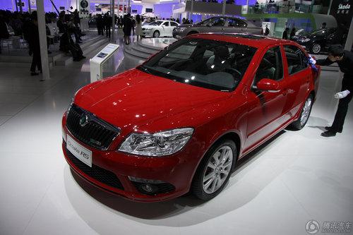 [新车解析]下半年上市 明锐RS运动版亮相