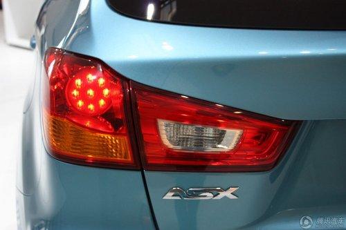 下半年先进口 三菱ASX劲炫SUV高清图片