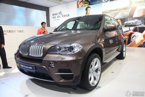 [新车解析]升级又增配 宝马新X5国内首发
