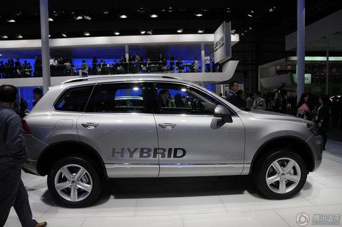 2010款 大y众途锐 Hybrid