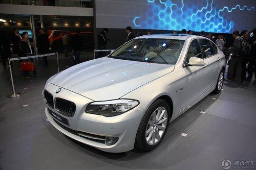 [新车解析]超长轴距 华晨宝马全新5系Li