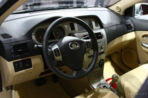 长城首款三厢家轿腾翼C30发布高清图片