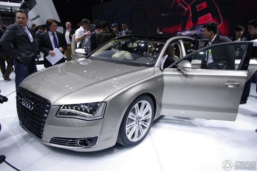 [新车解析]奥迪新旗舰 奥迪A8L全球首发