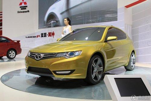 [新车解析]或下半年上市 东南V4车展亮相