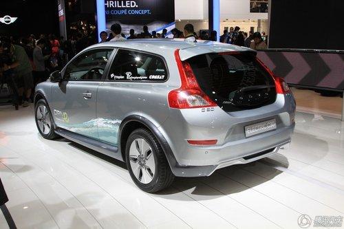 沃尔沃 纯电动 车c30 五大优势现零排放战略 汽 高清图片