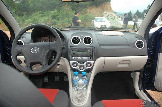 2010款同悦RS 1.3VVT MT舒适型 试驾实拍