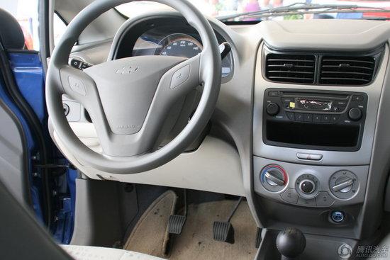 2010款新赛欧1.2 SE手动理想版 到店实拍