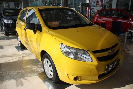 2010款雪佛兰新赛欧-徐华 雪佛兰或将专注SUV 顺应市场需求