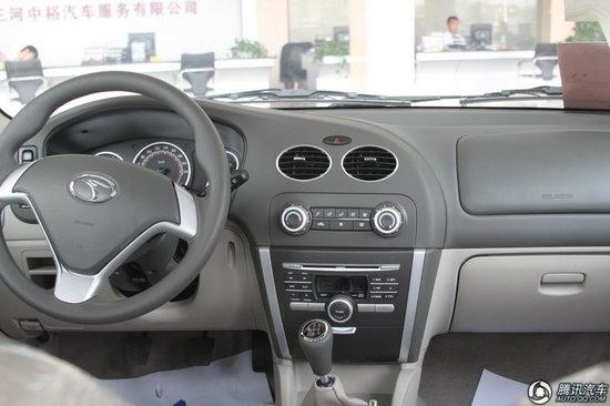 2009款东南V3菱悦1.5L旗舰升级版 到店实拍