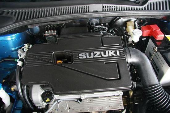 2010款 铃木天语 sx4两厢1.6 mt冠军限量版