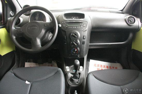2009款 比亚迪F0爱国版 舒适型 到店实拍