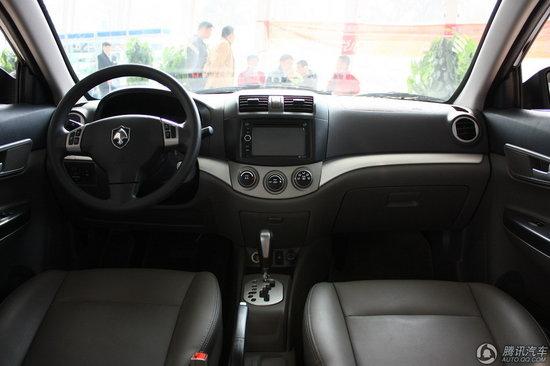 2009款悦翔1.5L 自动尊贵型 到店实拍