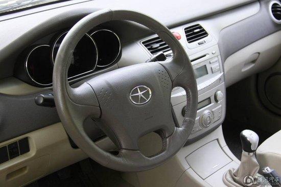 2010款和悦1.5L 手动豪华型 试驾实拍