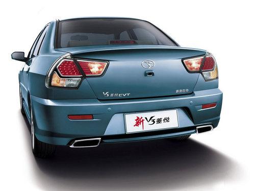 2011款 V3菱悦 官方资料图