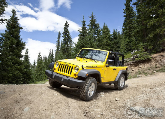 2011款 Jeep吉普牧马人 资料图