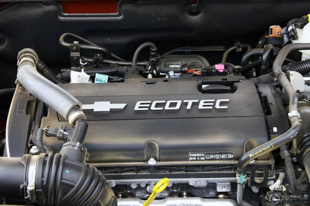 雪佛兰1.6t发动机; 2010款上海通用雪佛兰科鲁兹1.