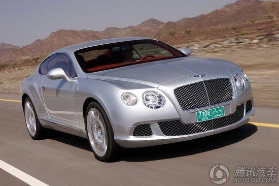 2011款宾利欧陆GT预计年底亮相广州车展