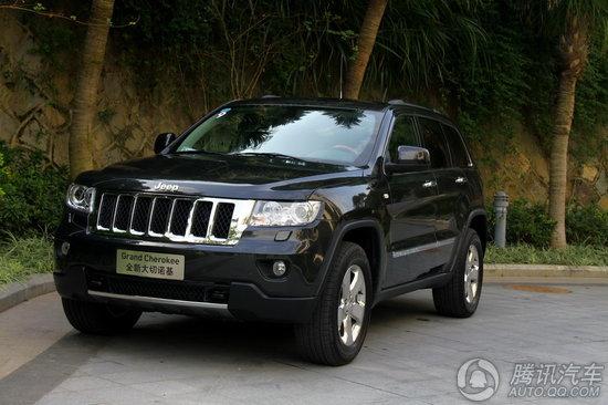 大切诺基价格 53.99 万元品牌 jeep吉普