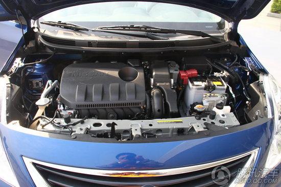 全新高效的节油科技。第十代SUNNY阳光搭载了HR15DE全新高效引擎,匹配五速手动变速器和全新智能XTRONIC CVT无级变速器,综合工况百公里油耗仅为5.8L(全新智能XTRONIC CVT无级变速器)和6.1L(五速手动变速器)。 1.5L全新高效引擎是日产最新开发的全球化引擎,应用燃油双喷射系统、双C-VTC可变气门正时智能控制系统两项高新技术,实现了高动力与低油耗的完美结合,额定功率达到82千瓦,最大扭矩达到139牛·米。 版权声明:本文系腾讯汽车独家稿件,版权为腾讯汽车所有。欢迎