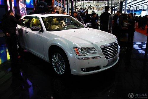 [新车解析]克莱斯勒改款300C有望年内进口