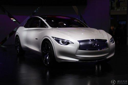 [新车解析]新设计语言 英菲尼迪新概念车