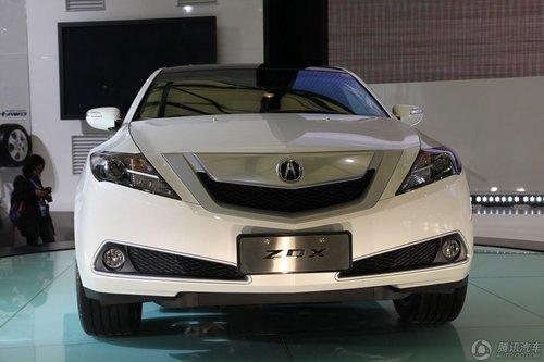 [新车解析]外型很有看点 讴歌ZDX预计60万