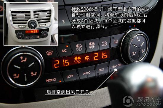 汽车空调改装电路图