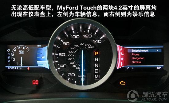福特仪表盘指示灯图解大全