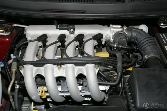 09款 奇瑞A1 1.3 MT 舒适型 到店实拍图