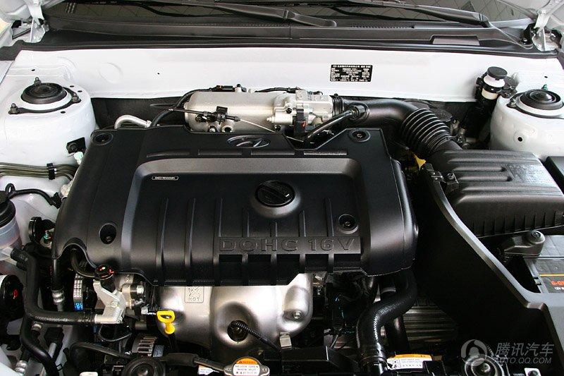 伊兰特07款 1.6mt 发动机