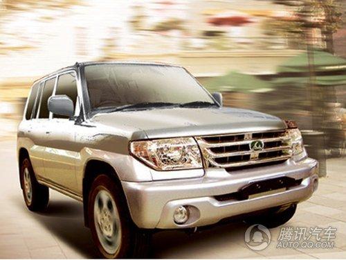 猎豹新飞腾1.5L今日车展上市 价格8-10万