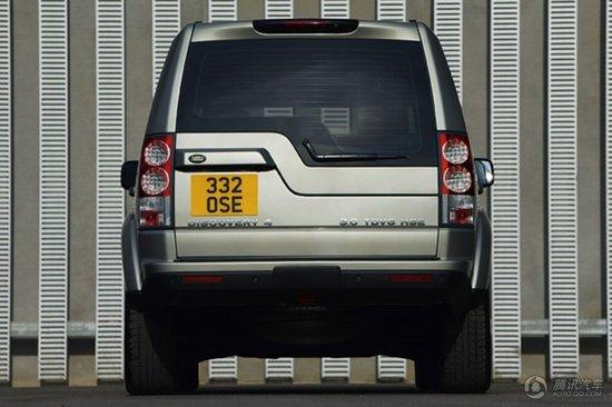 新款路虎发现4柴油 2012款路虎发现四3.0价格
