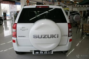 铃木 超级维特拉 SUV高清图片