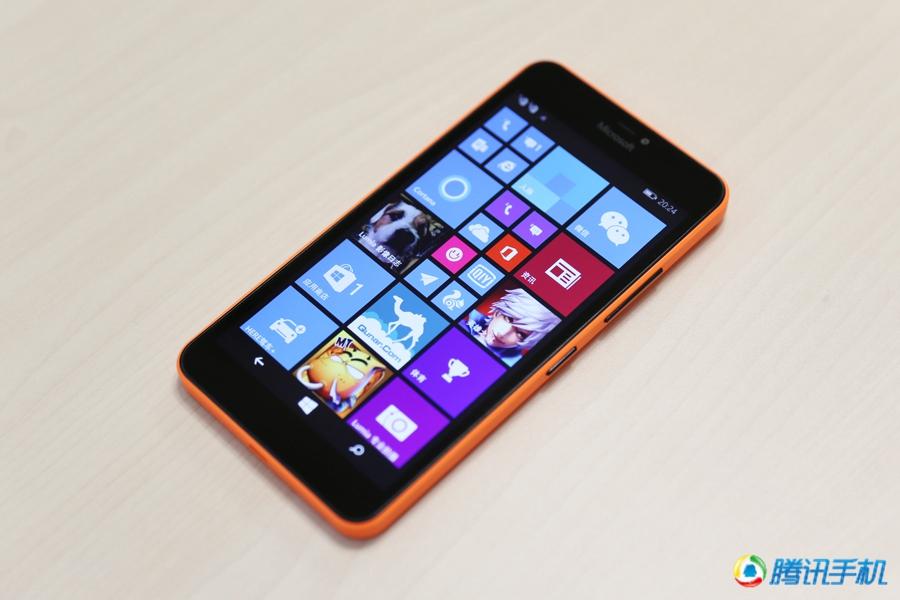 Lumia 640 XL评测:配置一般但能玩Win 10
