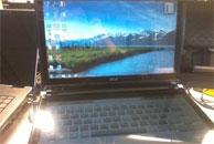 宏�15.6寸双屏笔记本曝光