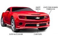雪佛莱推Camaro车模外型PC