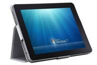 山寨iPad运行Windows 7系统