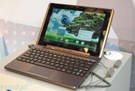 华硕EeePad变形金刚平板配Android 3.0