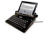 像打字机一样操作iPad 2