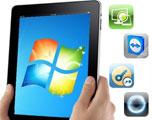 iPad远程控制软件横评