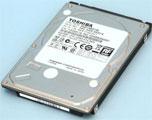 东芝加入9.5毫米1TB笔记本硬盘阵营