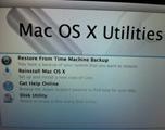 Mac OS X Lion恢复盘制作
