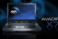 Clevo X7200游戏本配24GB内存