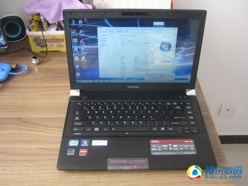 东芝R800笔记本试用 不插电源用一天