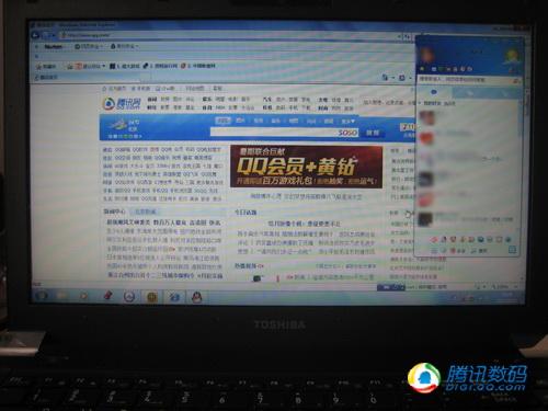 东芝R800笔记本试用 配大硬盘独立显卡