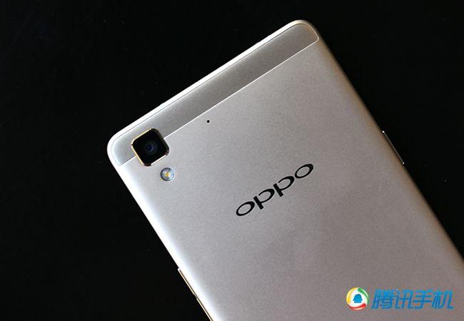 OPPO R7评测:2.5D玻璃+金属进化论