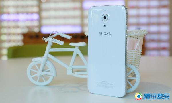 SUGAR 2手机评测:过分泛滥的少女心