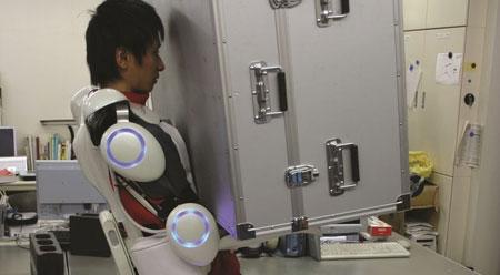 形态的辅助机器人除了拥有更为时尚