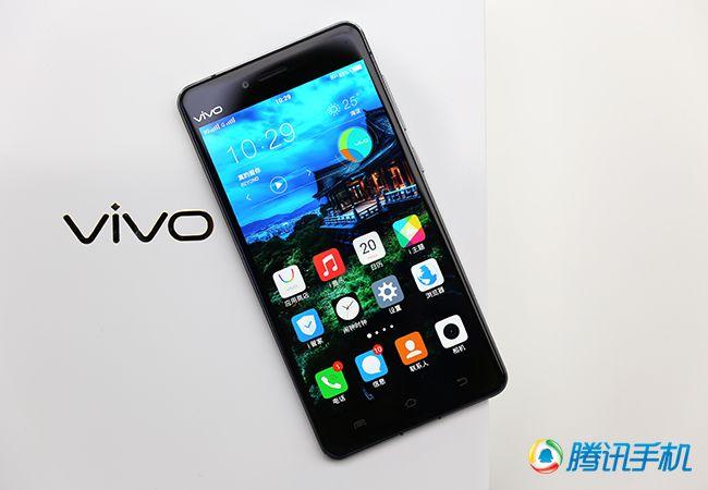 vivo X5Pro评测:眼球识别有创意